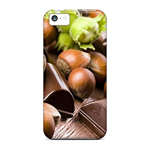 Hot Tpye Chocolate Hazelnuts Case Cover For Iphone 5c