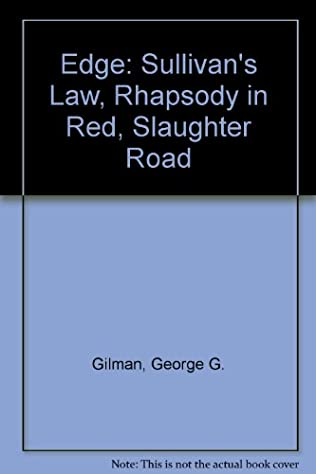 book cover of Sullivan\'s Law / Rhapsody in Red / Slaughter Road