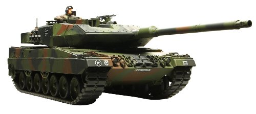 Tamiya 35271 Leopard 2 A6 Main Battle Tank Toy (Leopard 2 Main Battle Tank)