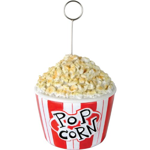 Space Related Halloween Costumes (Popcorn Photo/Balloon Holder Party Accessory (1 count))