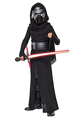 Child Deluxe Star Wars The Force Awakens Kylo Ren Costume