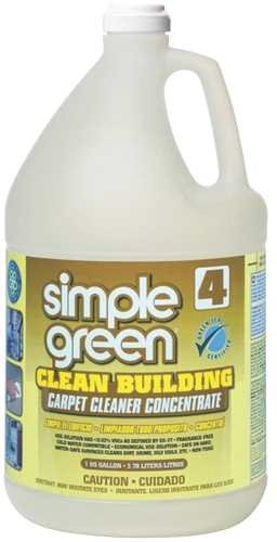 Simple Green® Clean Building Green Seal Products Carpet, Gallon