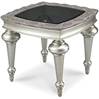 Michael Amini NT03202-00 Hollywood Swank End Table