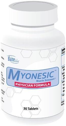 PerformanceFoot Blaine Labs Myonesic Muscle Relaxant for ...