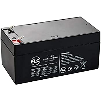 Ultratech UT-12120 Sealed Lead Acid AGM This is an AJC Brand Replacement VRLA Battery