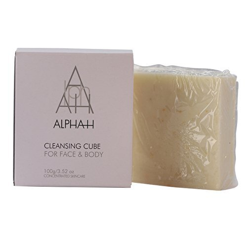 Alpha-H Cleansing Cube For Face and Body, 100 g ALHCOSC10009397