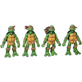Teenage Mutant Ninja Turtles Action Figures Box Set by NECA