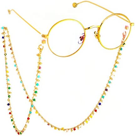 VINCHIC Colorful Eyeglass Sunglass Necklace product image