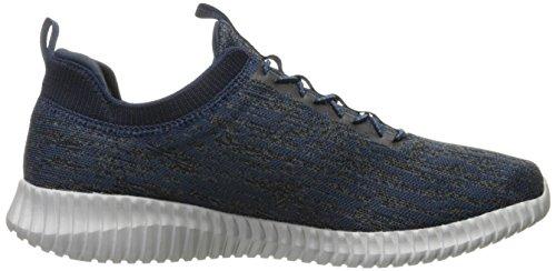 Flex Elite Infilare Uomo Blu Sneaker Blue Hartnell Skechers Navy Hv4q5ww