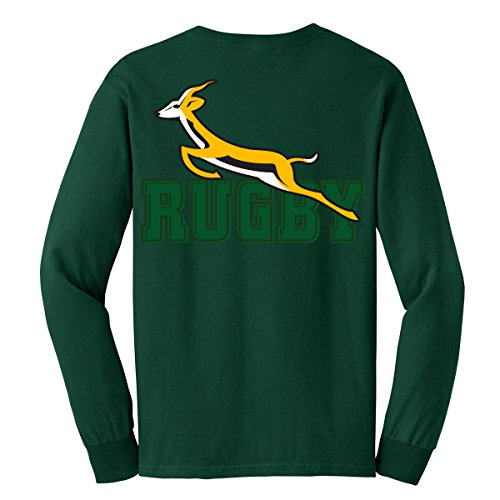 Long Sleeve South Africa Rugby T Shirt product image