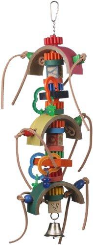 Super Bird Creations 22 by 10-Inch Blast Off Bird Toy, Large