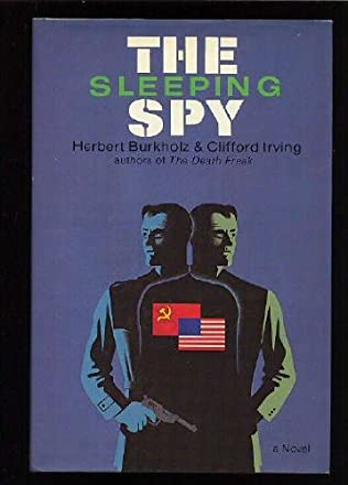 book cover of The Sleeping Spy