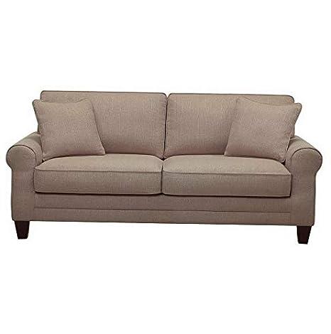 Amazon.com: Hebel Deep Seating Copenhagen Fabric Sofa ...