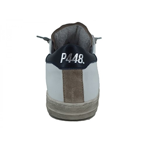 45 A6JOHN Misura P448 WHI Sneaker NAV q8pUSg