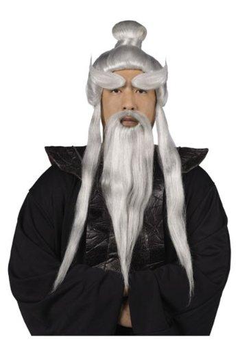 Sensei Wig and Beard Set - ST
