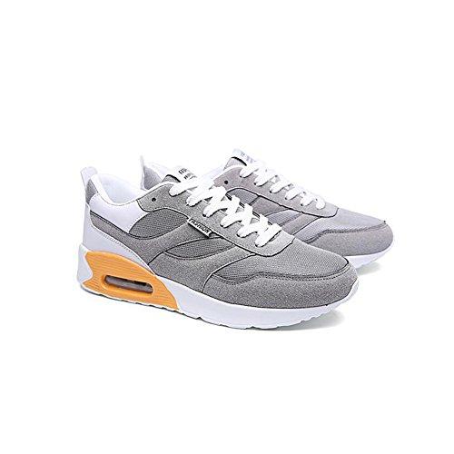 XUEQIN Scarpe Uomo Scarpe Sportive Scarpe Casual Scarpe da ginnastica invisibile degli alti talloni degli scarponi da uomo ( dimensioni : EU40/UK7/CN41 )