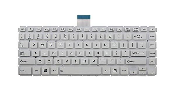 US Backlit Keyboard For Toshiba Satellite E45-B E45D-B E45DT-B E45T-B US SHIP