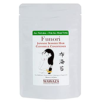 Japanese Seaweed Hair Cleanser and Conditioner