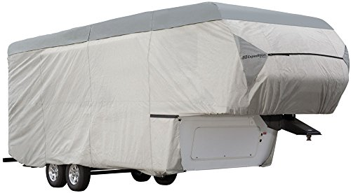 Expedition by Eevelle Fifth Wheel RV Cover - fits 29'-33' Long Trailers - 402
