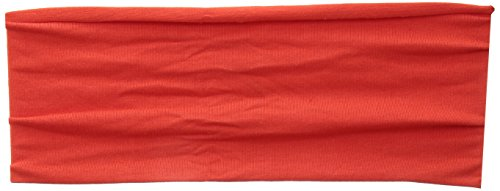 Prana Cotton Headband - prAna Womens Organic Headband, Fiery Red, One Size
