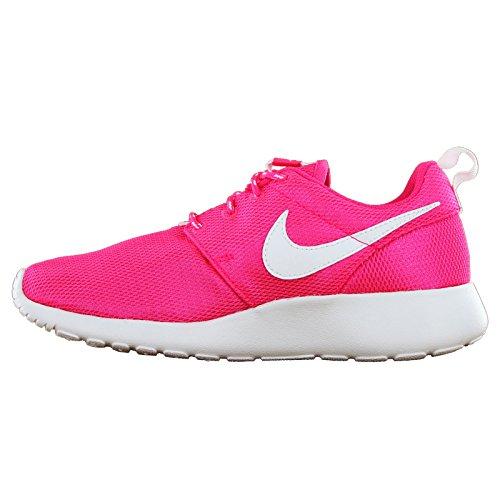 Nike - Zapatillas de running Roshe Run Rosa