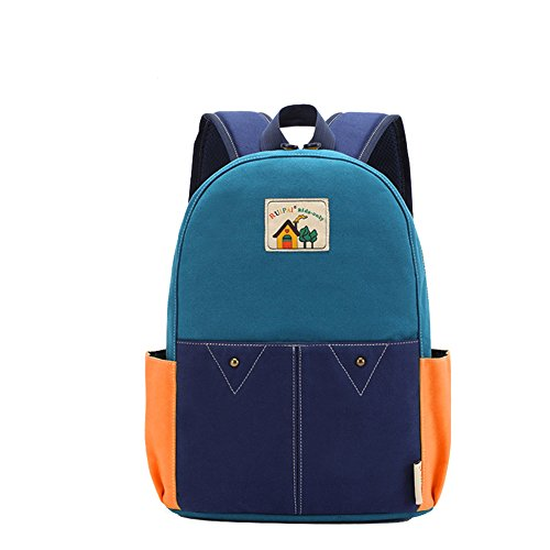 Price comparison product image Moonwind Cute Cartoon Kids School Backpack Kindergarten Book Bag for Girls Boys