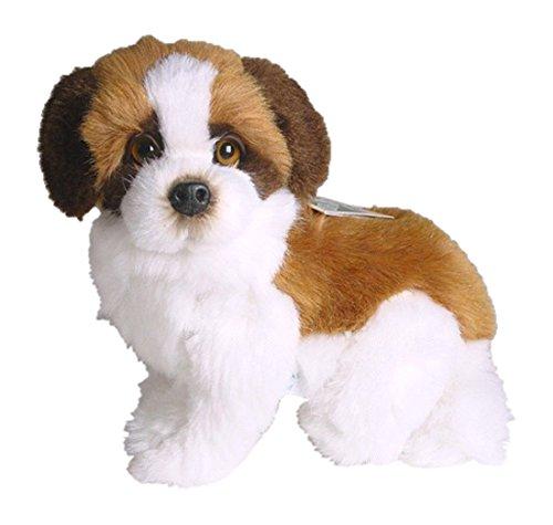 itting Saint Bernard Puppy Soft Toy ()