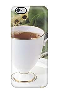 Snap-on Case Designed For Iphone 6 Plus- Tea