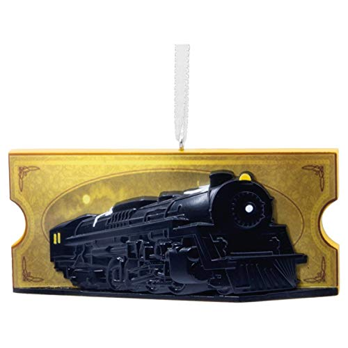 Hallmark The Polar Express Ticket Ornament Movies & TV