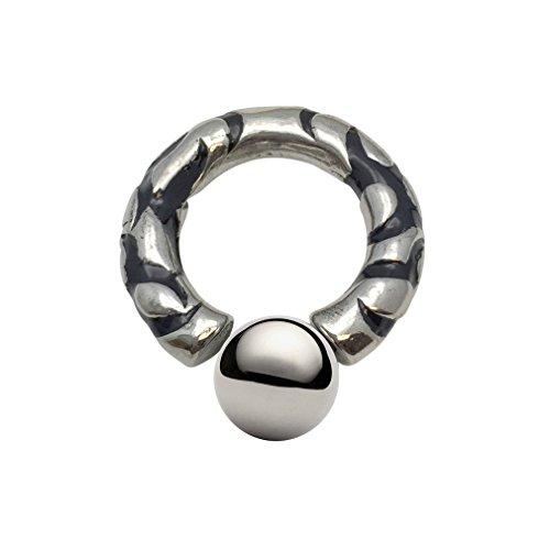 Tribal Captive Ring - 8