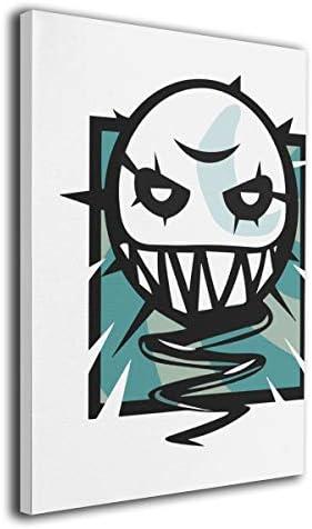 Rainbow Six Siege 絵画 ポスター 壁掛け プリントアート 新築飾り バー ポープアート インテリア 雰囲気 癒し オフィス 新築 お中元 30 * 40 Cm