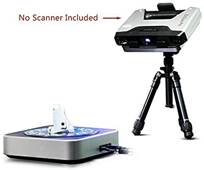 2019 New Shining 3D EinScan-Pro Industrial Pack (Tripod and Turnable) for EinScan Pro Or EinScan Pro Plus 3D Handheld Scanner, High Accuracy Auto Scan and Fixed Scan Modes