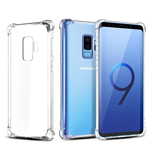 Airror Galaxy S9 Plus Case Clear,  Ultra Thin Clear Soft TPU