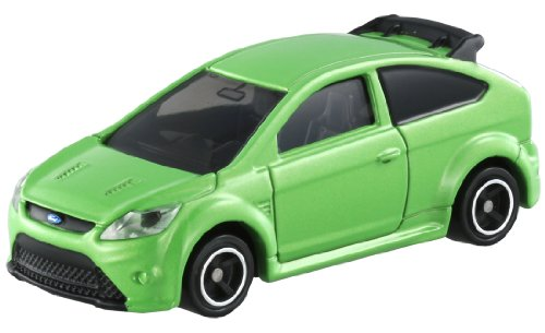 Takara Tomy Tomica No.50 Ford Focus RS500 Scale 1 : 62 Special - Tomy Ford