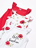 Hudson Baby Unisex Baby Cotton Sleeveless