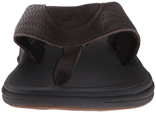 Chanclas Reef Rover Le Brown negro marrón