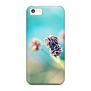 Dream Date EuyHY509LtSNn Case Cover Iphone 5c Protective Case Lomo Close Focus Flowers