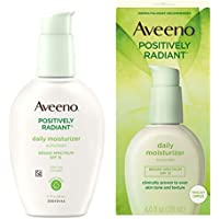Aveeno Positively Radiant Daily Face Moisturizer, 4 fl. Oz