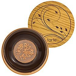 Tarte Amazonian Clay Full Coverage Airbrush Foundation Light-Medium Beige 0.247 oz (Best Light Coverage Powder Foundation)
