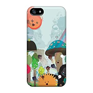 GeorgeLife Snap On Hard Case Cover Criatura Protector For Iphone 5/5s