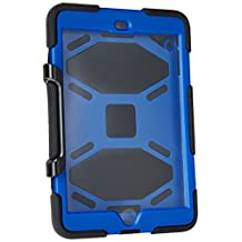 Griffin GB359213 Survivor iPad Mini 1/2/3 Case, Black/Blue