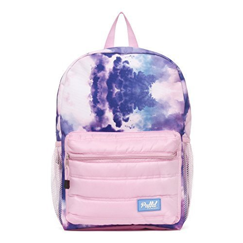 (Puffed Cotton Candy Clouds Backpack)