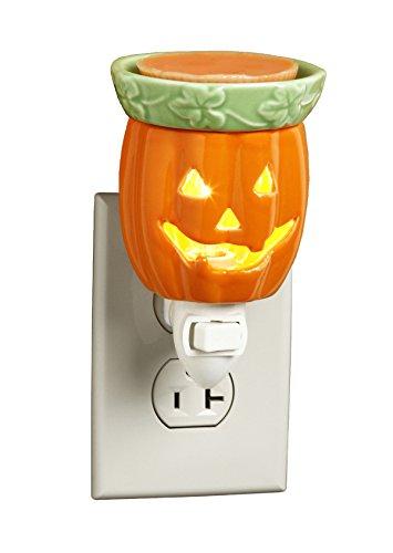 Darice Jack O Lantern Style Ceramic Melter
