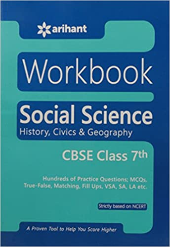 NCERT Practice Workbook Social Science - CBSE Class 7th