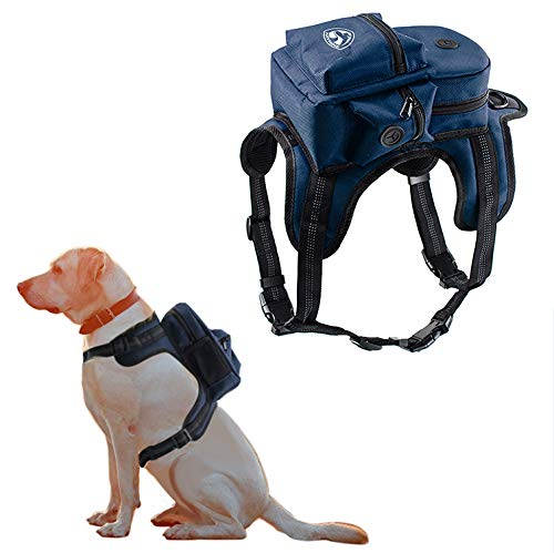 dog harness pocket - 4