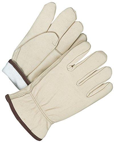 Bob Dale Gloves 99197997 Seamless Knit Black Nylon Black Foam Nitrile Palm,
