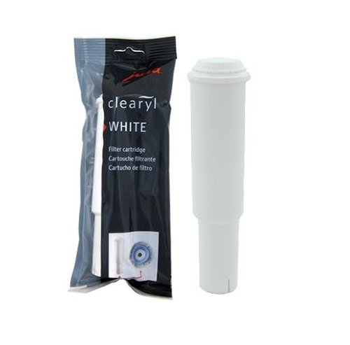 Jura Clearyl Water-Filter Cartridge, White