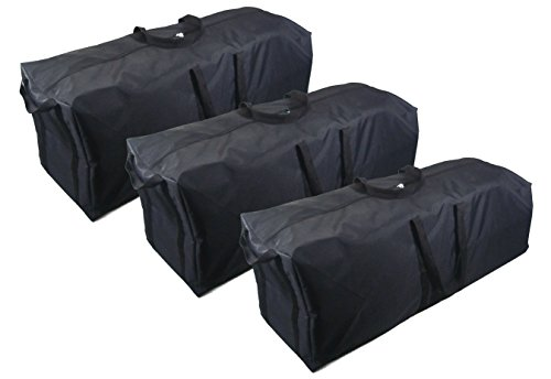 (RoofBag Rooftop Cargo Carrier Liner Bags for Easy Packing (Set of 3))