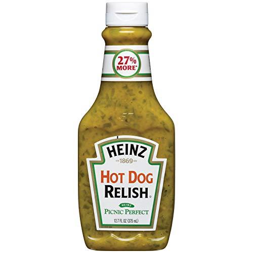Heinz Hot Dog Relish 12.7 fl. oz. - Small Relish