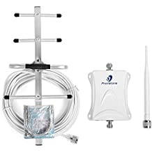 RoHS Compliant White WLAN//DAS and More ViewTV VT-BV1102 698-2700MHz Wide Band Directional Log Periodic Antenna with N Female Connector for GSM//CDMA//PCS 3G 4G